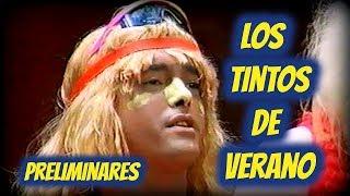 Chirigota LOS TINTOS DE VERANO PRELIMINARES Carnaval de Cádiz 1995