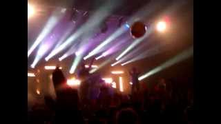 Major Lazer Live in Palladium, Warsaw (Free The Universe Tour) 15.05.2013