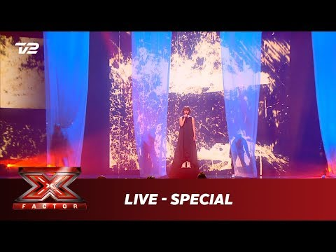 Live synger 'Special' - Mew (Live) | X Factor 2019 | TV 2