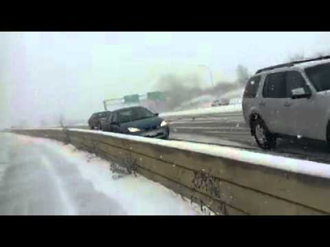 Mendota Bridge - 61 car pileup