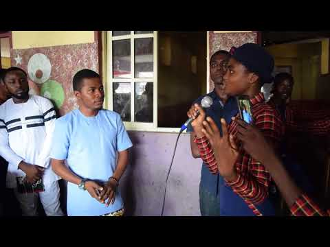 Watch Samuel Ajibola Motivates Hundreds of Students in Lagos State. Nigeria