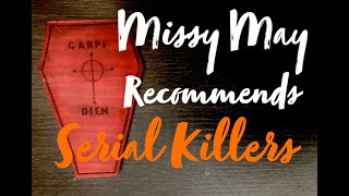 Vlogtober 2019 | Serial Killer Recommendation (Fiction)