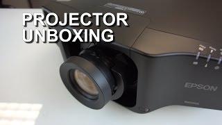 видео Проектор Epson EB-G7905U