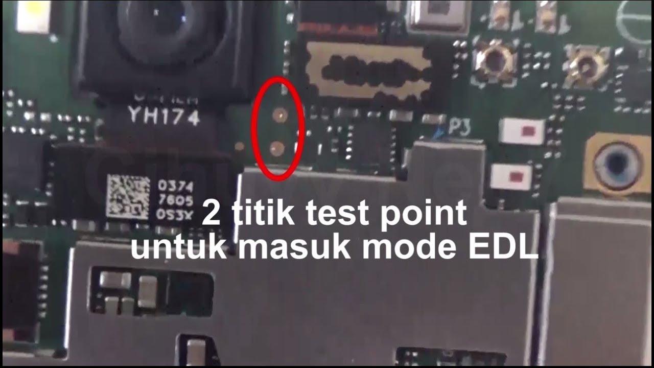 Lenovo a6020a46 edl test point