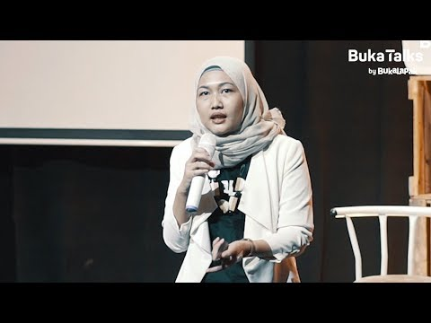 Kholifatul Ummah - Fintech Indonesia: Financial Service Disruption | BukaTalks