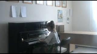 530 Вафина Карина с  Толька ЯНАО Вариации на тему песенки Львенка и Черепахи