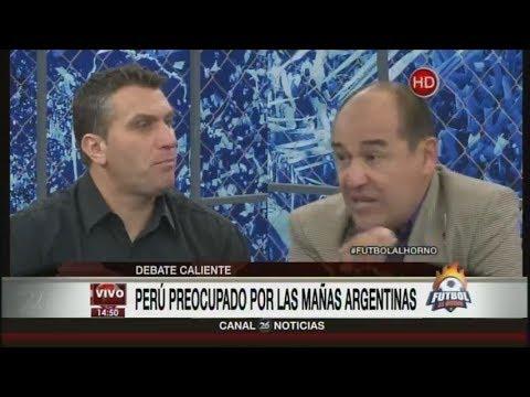 Futbol al Horno - 17 Septiembre 2017 - ¿Habrá mano negra en Argentina Perú? Elio Rossi: Videla 78