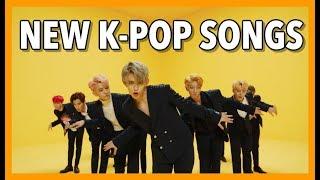 NEW K-POP SONGS - NOVEMBER 2017 (WEEK 1)