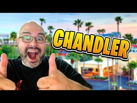 Chandler AZ | Living in Arizona - Living in Phoenix Arizona (2018)