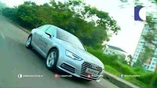 Audi Test Drive 19/10/16