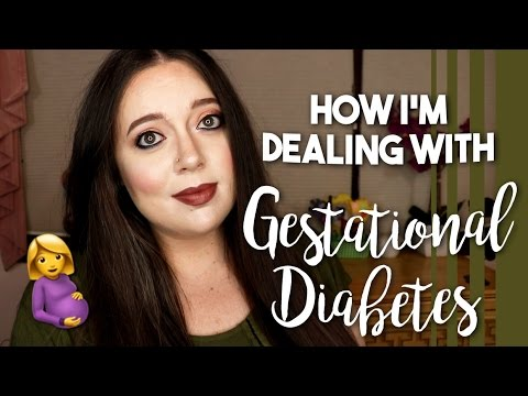 Dealing With Gestational Diabetes