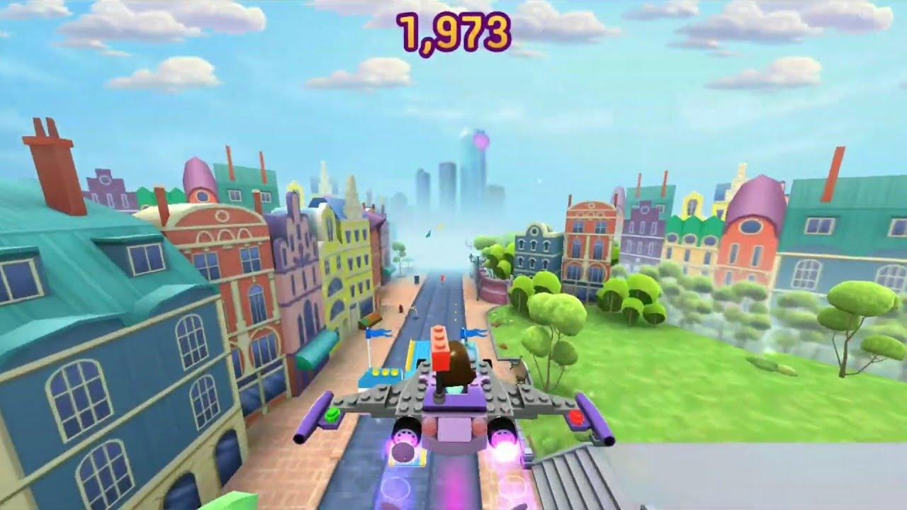 Jogo Lego Friends Rush Gameplay #3 - YouTube