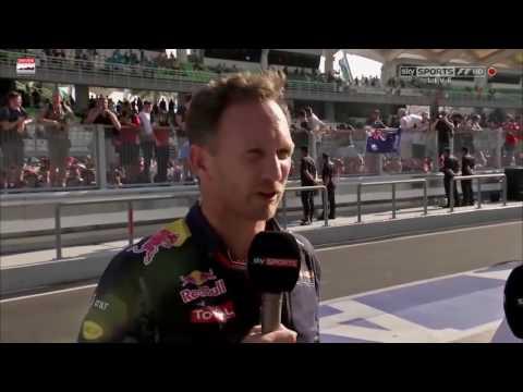 Formula 1 2016 Malaysian GP   Post Race   Christian Horner