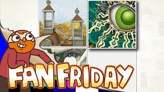 Fan Friday!! - Gorogoa