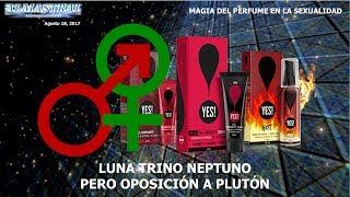 LUNA TRINO NEPTUNO PERO OPOSICIÓN A PLUTÓN La Astróloga Karla Monri...