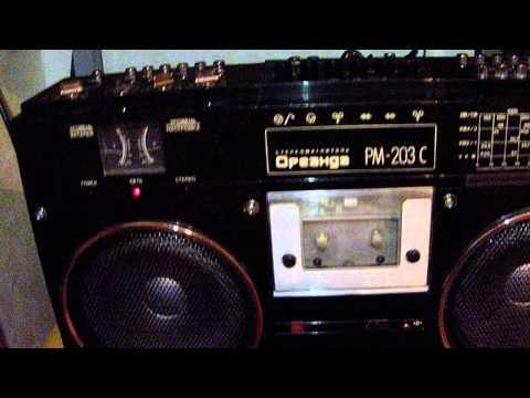 Ореанда РМ-203с bass test