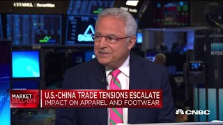 Retail struggling to get by, has something to do with tariffs: Rick Helfenbein