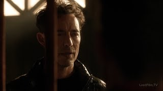 Гродд использует Харри как сосуд для разговора с Флэшем   Флэш (3 сезон 13 серия)