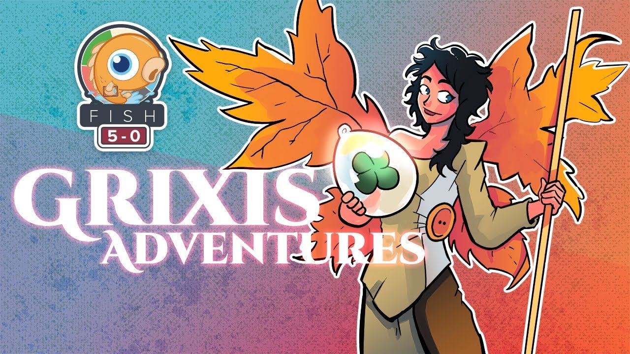 Fish Five-0: Grixis Adventures (Standard, Magic Arena)
