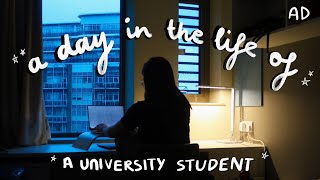 ✨day in the life of a uni student in london   Computer Science @ King's College London
