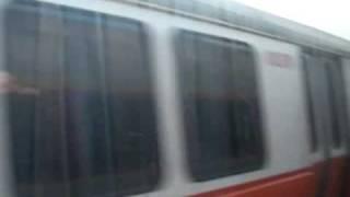 MBTA Orange Line Chase