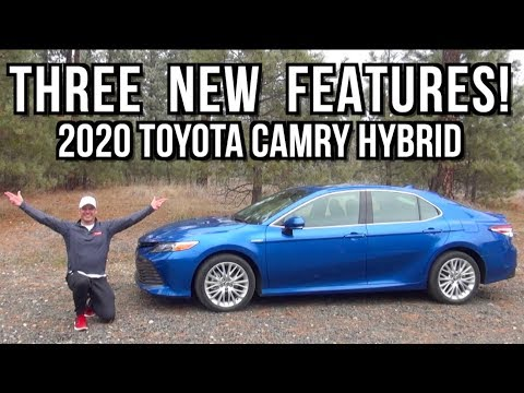 3 Good Reasons To Buy The 2020 Toyota Camry Hybrid On Everyman Driver