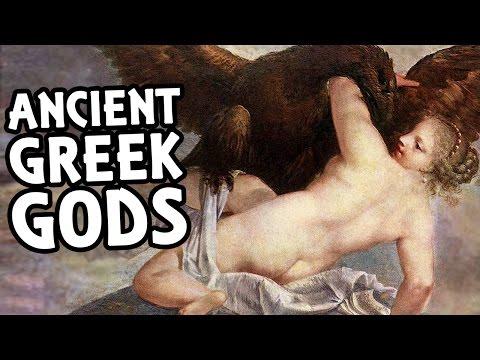 Top 5 Ancient Greek Gods