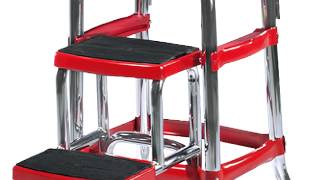 K1531 Retro Stepstool