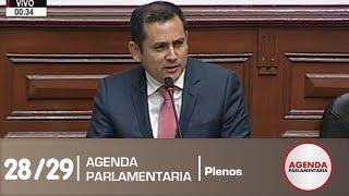 Sesión del Pleno 28/29 (04/04/19)