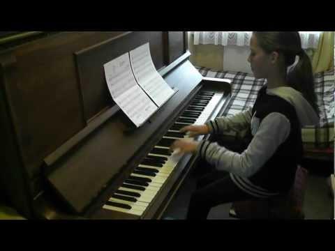 The Entertrainer - Scott Joplin (piano cover)