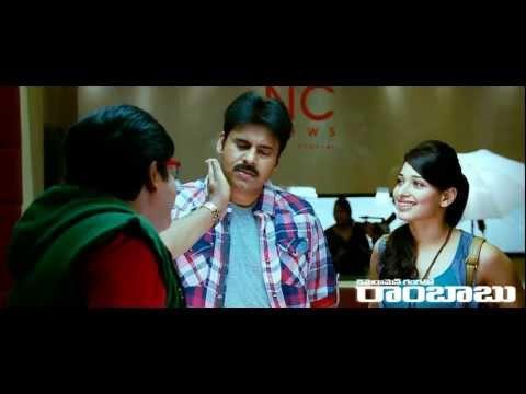 Ali - Pawan - Tamanna Comedy scenes - Cameraman Gangatho Rambabu