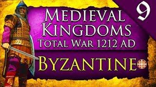 VENICE-BYZANTINE WAR! Medieval Kingdoms Total War 1212 AD: Byzantine Campaign Gameplay #9