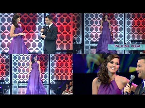 Paulina Vega Miss Universe 2014 in Miss Teen USA 2015