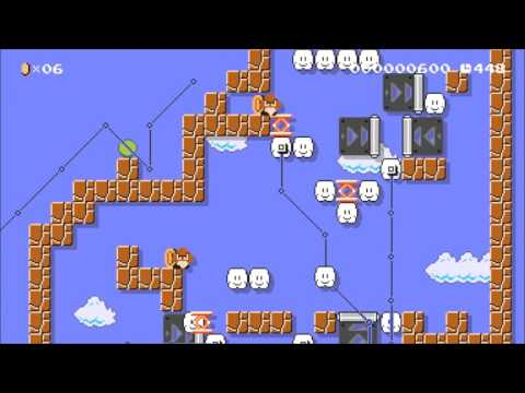 This guy programmed a half adder in Super Mario Maker