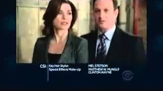 The Good Wife 5x11 Preview