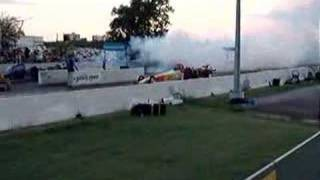 300 MPH Jet Dragster - 5 Second Quarter Mile - Jessie Harris of Rome NY
