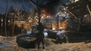 Rise of the Tomb Raider Gameplay *SPOILERS* [GTX 980Ti]