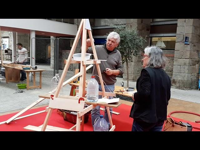 Sciences en Chantier : chantier du samedi