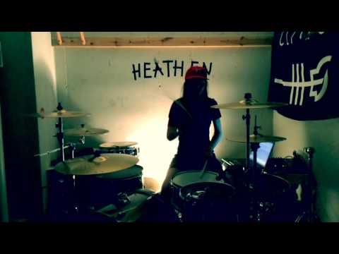 twenty one pilots: Heathens [drum cover]