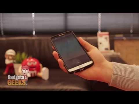 SONiVO Fusion Bumper case for LG G3