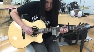 The Gazette Pledge Acoustic Guitar Fingerstyle Cover