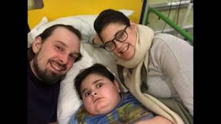 Kieran's Diary Great Ormond Street Hospital Jan-Apr 2018