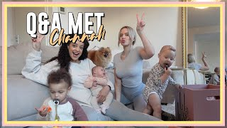 MOM TALK MET CHANNAH! SEKSLEVEN EN KRITIEK - Lisa Room
