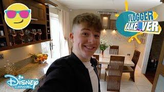 Vlogger Takeover | House Tour -TheNewAdamb99 🏠 | Disney Channel UK