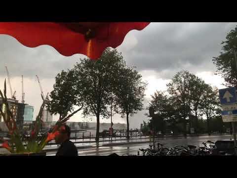 Tornado in Amsterdam