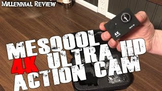 Review of Mesqool 4K Ultra HD Sport Action Camera 1080p Wifi