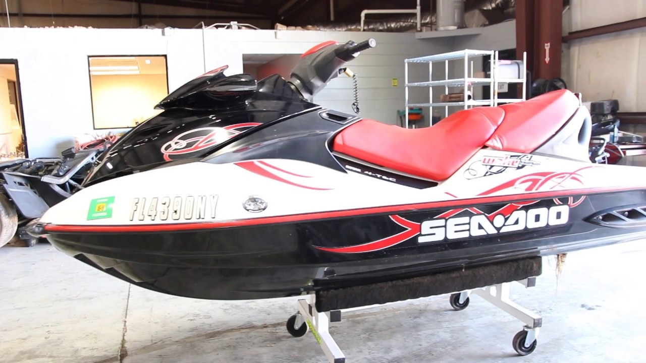 2008 Sea Doo GTX Wake 155 Used Parts For Sale