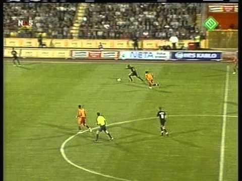 2006 (September 28) Kayserispor (Turkey) 1-AZ Alkmaar (Holland) 1 (UEFA Cup)