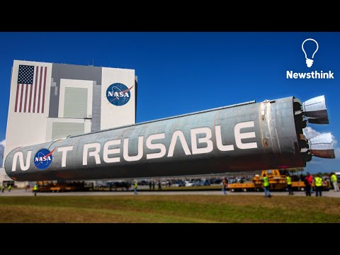 Why NASA Doesn't Fly Reusable Rockets
