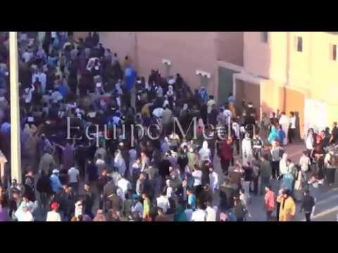 The Biggest Protest Ever Seen in Occupied Western Sahara